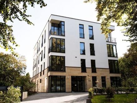 Hochwertige Loft-Wohnung in einer Parkanlage im Averhoff-Park auf der Uhlenhorst