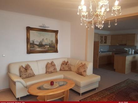 3 1/2 Zimmer-Etagen-Wohnung - Wohnen, wo andere Urlaub machen, Ausblick inklusive!