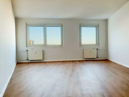 3-Raum-Wohnung mit individuellem Schnitt!