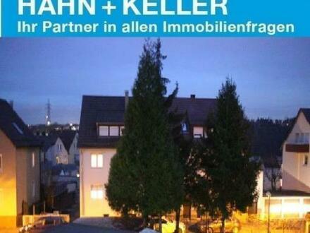 Attraktive Kapitalanlage mit über 4% Rendite - vermietete 4 Zimmer Wohnung in zentraler Lage!