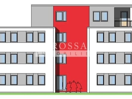Büroflächen in ansprechendem Neubau 255 bis 775m² - Landshut-Münchnerau