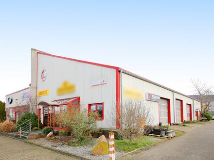 Firmenübernahme Reifengeschäft im Gewerbegebiet Rohrbach-Süd
