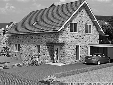 Familienfreundliches Einfamilienhaus (KFW 55) in zentraler, ruhiger Wohnlage