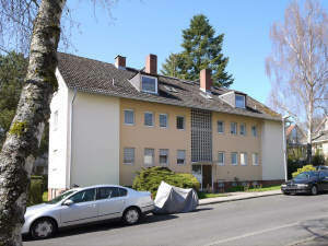 Nähe Fasanerie - Großzügige 2,5-Zimmer-ETW in begehrter Halbhöhenlage