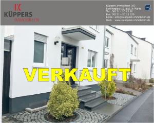 Exzellentes Reihenendhaus in Hochheim