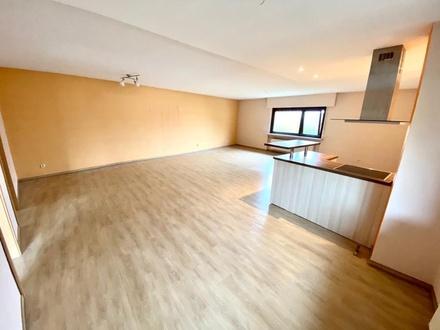 3 ZKB-Wohnung in einem MFH mit Balkon in Lampertheim