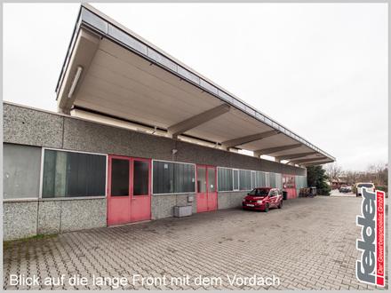 Vielseitig nutzbare Gewerbefläche in Rosenheim Süd