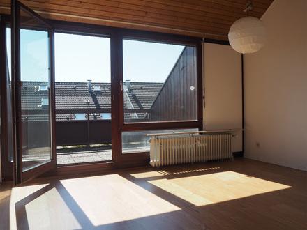 Studio-Appartement in ruhiger und zentraler Lage