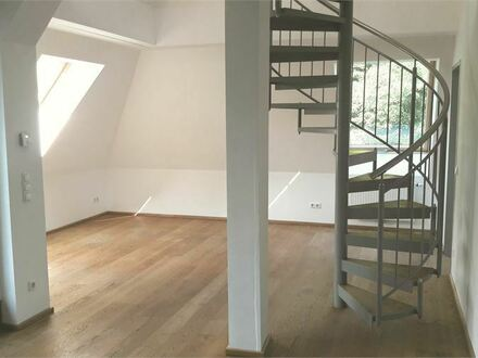 4-Zimmer Maisonette mit Balkon und Gartenmitbenutzung, Salzburg Riedenburg