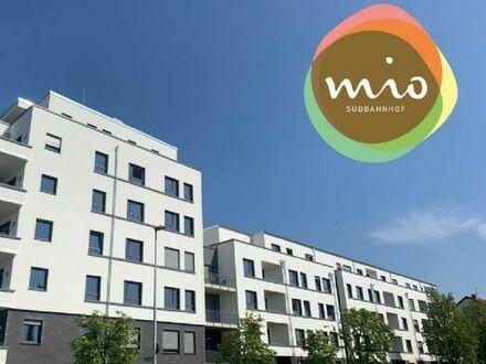 MIO Haus C - Single-Apartment mit Einbauküche und Abstellraum in zentraler Lage