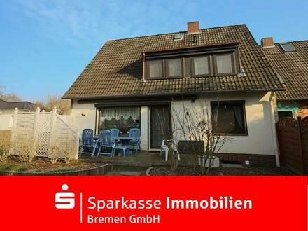 Ideal für Familien: Gemütliches Einfamilienhaus mit Vollkeller in ruhiger Wohnlage von Osterholz