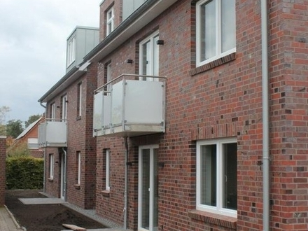 5746 - Erstbezug einer hochwertigen 2,5-Zimmer-Neubauwohnung mit Balkon in Bürgerfelde!