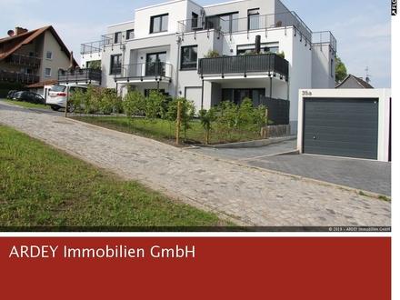 Neubau-Erstbezug: Helle und modern geschnittene Wohnung in bester Lage!