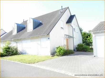 Für Kapitalanleger: Vermietete Doppelhaushälfte in Grafenwöhr!