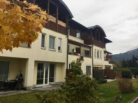 ZU VERMIETEN: Geförderte 2 Erdgeschosswohnung mit Terrasse