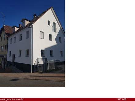 Gepflegtes Dreifamilienhaus im Zentrum von Schömberg