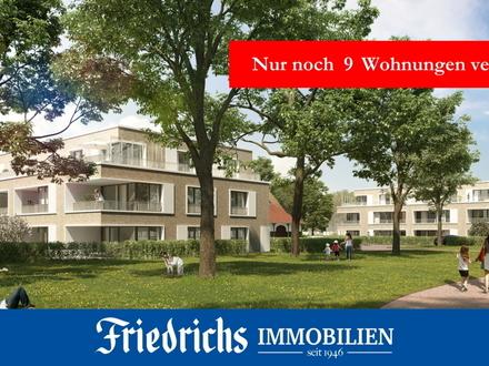 Exklusive Komfort-Eigentumswohnungen im Park der ehemaligen Villa Bornemann in Hude
