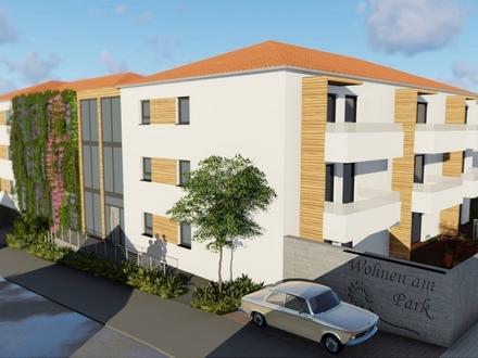 2-Zimmer-Erdgeschoss-Wohnung mit ca.66,48 m² Wohnfläche