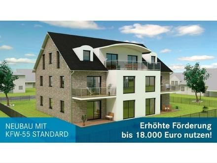 KfW 55: Eigentumswohnungen im 1. Obergeschoss mit gr. Keller in Bad Zwischenahn