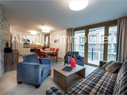 Schöne 3-Zimmer Wohnung im Zentrum von Zell am See, 350 m zum Skilift. Gute touristische Vermietung!