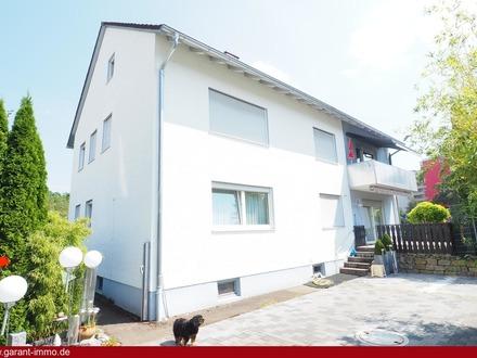 * Sehr gepflegtes Zweifamilienhaus in Senden - Stadtmitte *
