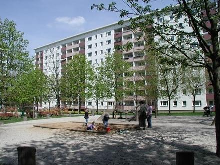 Südwestbalkon zum grünen Innenhof