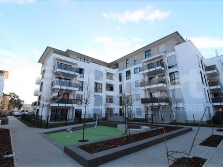 Neubau Wohnung in zentraler Lage!