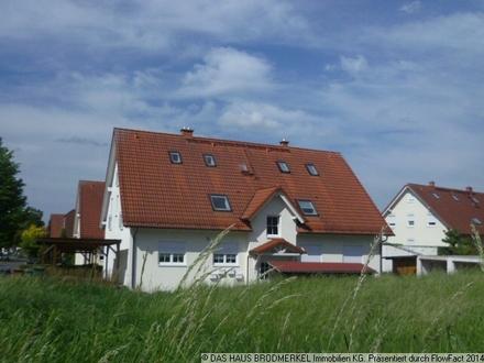 Tolle Maisonettenwohnung mit Terrasse und Garten in Strullendorf
