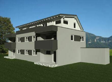 Provisionsfrei: Moderne 3-Zimmer-Neubau-Mietwohnungen in 5204 Straßwalchen, Staudenweg 29 mit Balkon oder Garten