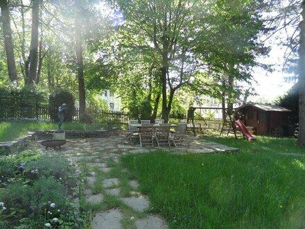 ... und der Küchwald gleich vor der Haustür - ETW in Schlosschemnitz zu verkaufen