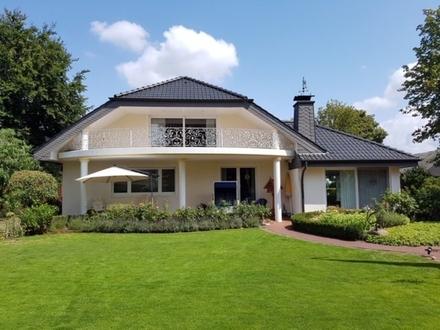 Exkl. 1-2 Fam.-Haus mit Villencharakter inkl. Baugrundstück Wi.-Garten uvm. top-Lage 33415 Verl