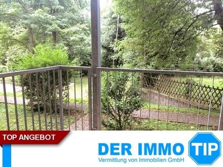 3 Zimmerwohnung mit Balkon und Gemeinschaftsgarten ++ Kaßberg