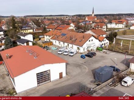 Kapitalanleger und Investoren aufgepasst! Gewerbe-Immobilie auf Grundstücksareal von rd. 4000 qm Ge