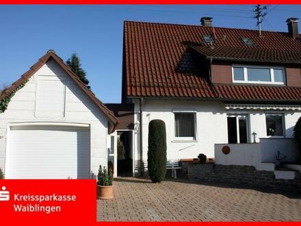 Haus mit großem Garten - ideal für die Familie