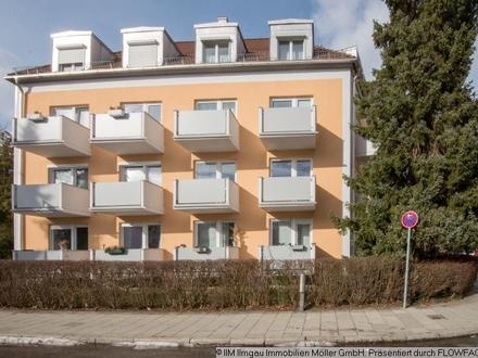 Gepflegte Wohnung in bester Wohnlage im 1. OG