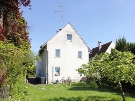 Stadtbergen/Deuringen - 5-Familienhaus mit Potential