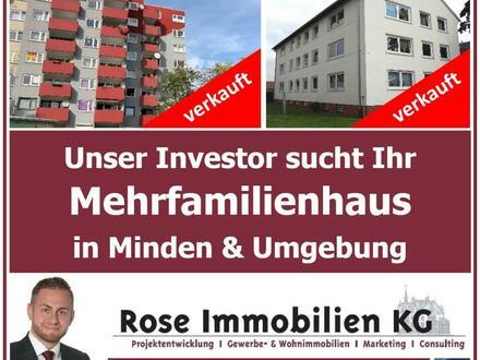Wir suchen eine Immobilie als Kapitalanlage ...