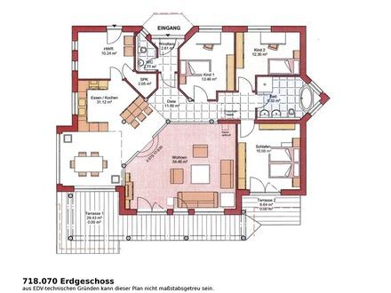 *Ausbauhaus* Bungalow mit architektonischem Flair*