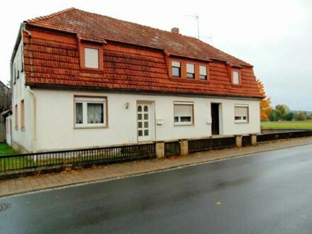 Zwangsversteigerung eines Doppelhauses in Untermerzbach, OT Memmelsdorf