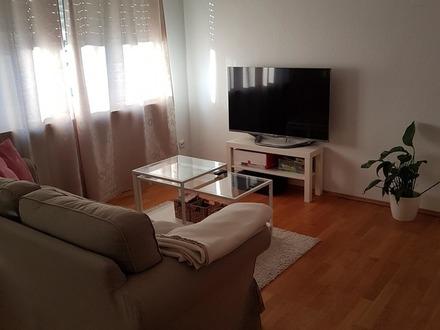 Top gelegen und ruhiges Apartment in Südausrichtung