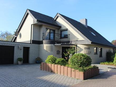 Großes Einfamilienhaus in ruhiger Sackgassenlage von Haren - Emmeln mit vielen Möglichkeiten..!