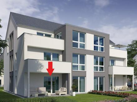 In ruhiger Citylage Wohnen - Neubau einer Eigentumswohnanlage in Minden - Wohnung 8