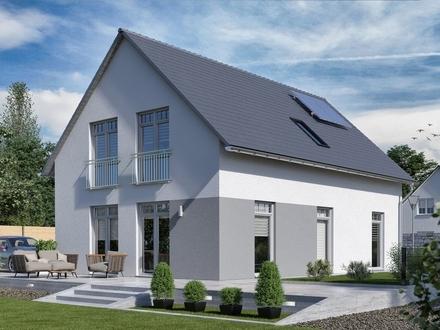 Massiv gebautes EFH mit 129 m²