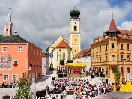 Toplage Nähe Regensburg
