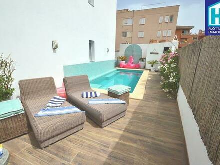Cala Ratjada- Moderne Erdgeschosswohnung mit privatem Pool!