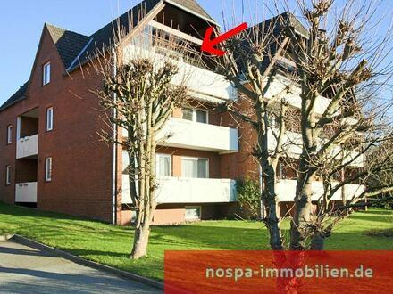 Große 3-Zimmer Eigentumswohnung mit Garage im beliebten Stadtteil Rödemis der Kreisstadt Husum!