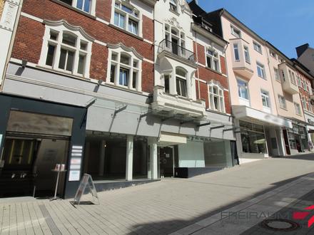 FREIRAUM4 +++ Großzügiges Ladenlokal im Herzen von Siegen!