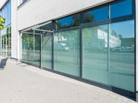 Freundliche und offene Handelsfläche im Quartierzentrum Gröpelingen