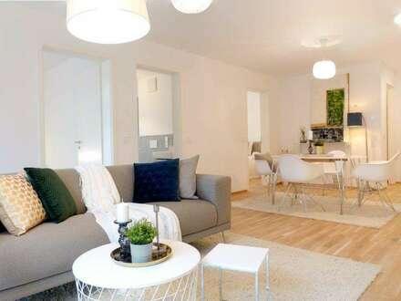 NEUBAU ERSTBEZUG! Gemütliche 1-Zimmerwohnungen im Wohnquartier KARL vom EG-3.OG mit Top-Ausstattung
