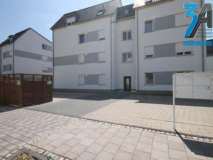 3 Zimmerwohnung mit eigenem Gartengrundstück und Stellplatz in Heide-Süd